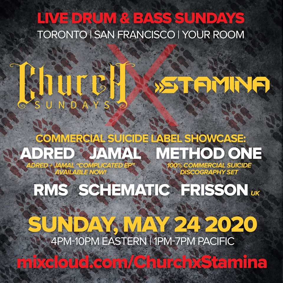 BONUS: Church x Stamina May 24 2020